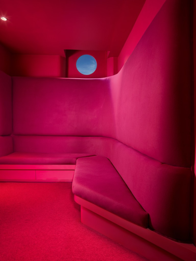 The relaxation room - Yelo NYC