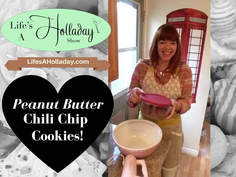 Spa Worthy Peanut Butter Chili Chip Sugar Free Cookies Shop the Video