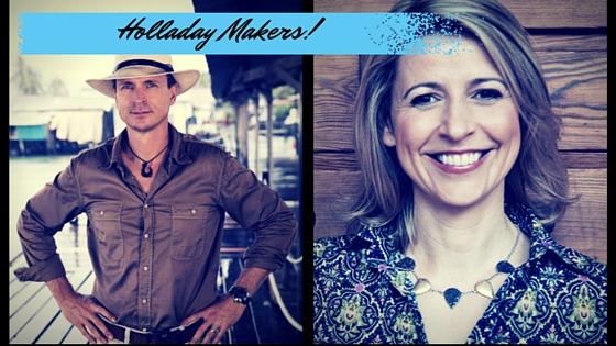 HolladayMakers: Phil Keoghan, Samantha Brown & Spas at LA Travel Show