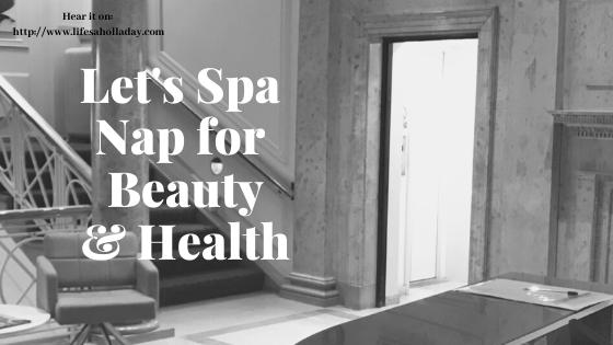 I Need a Nap: How to Kip for Health & Beauty (No Nap or Sleep Pod Spa Needed)