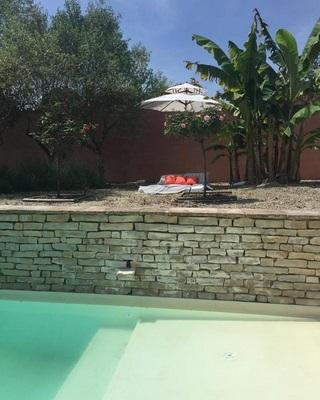 maison d'hôtes spa campagne design piscine terrasse