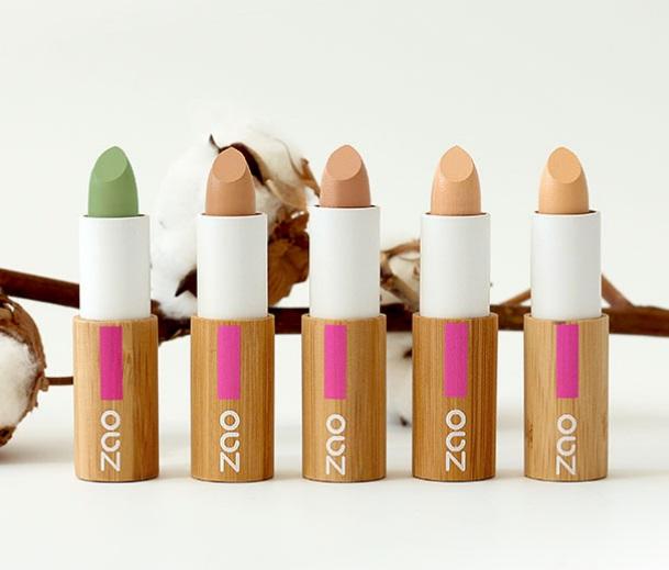 Le Correcteur Zao Make-Up Certifié Bio et Vegan