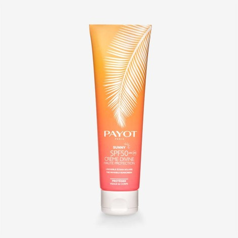 crème divine spf50 gamme solaire Sunny PAYOT