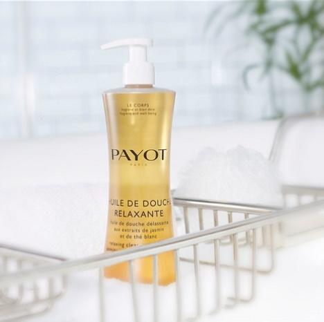 Huile de douche relaxante Payot SPA Campagne Design