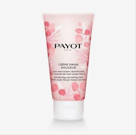 crème mains douceur Payot SPA Campagne Design