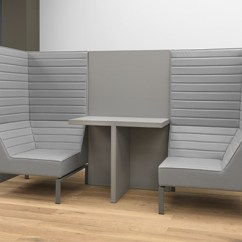 Barcelona Sofa Uk And Two Lounge Chairs Stripes - Giulio Marelli   Reception & Soft Seating ...