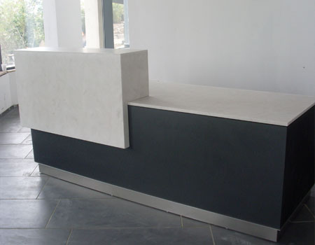 Bespoke  Reception Desks  Reception  Space Office