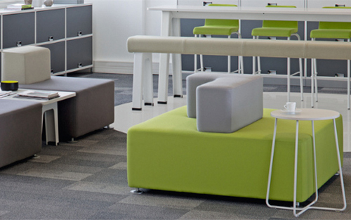 Picture of Steelcase B-Free Modular Lounge & Reception Furniture