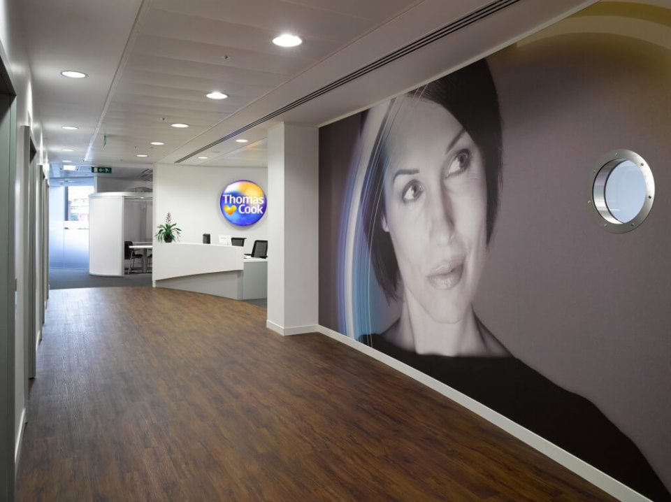 project image - space-pod office refurbishment specialist