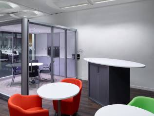Thames Water Collaborative Meeting Space