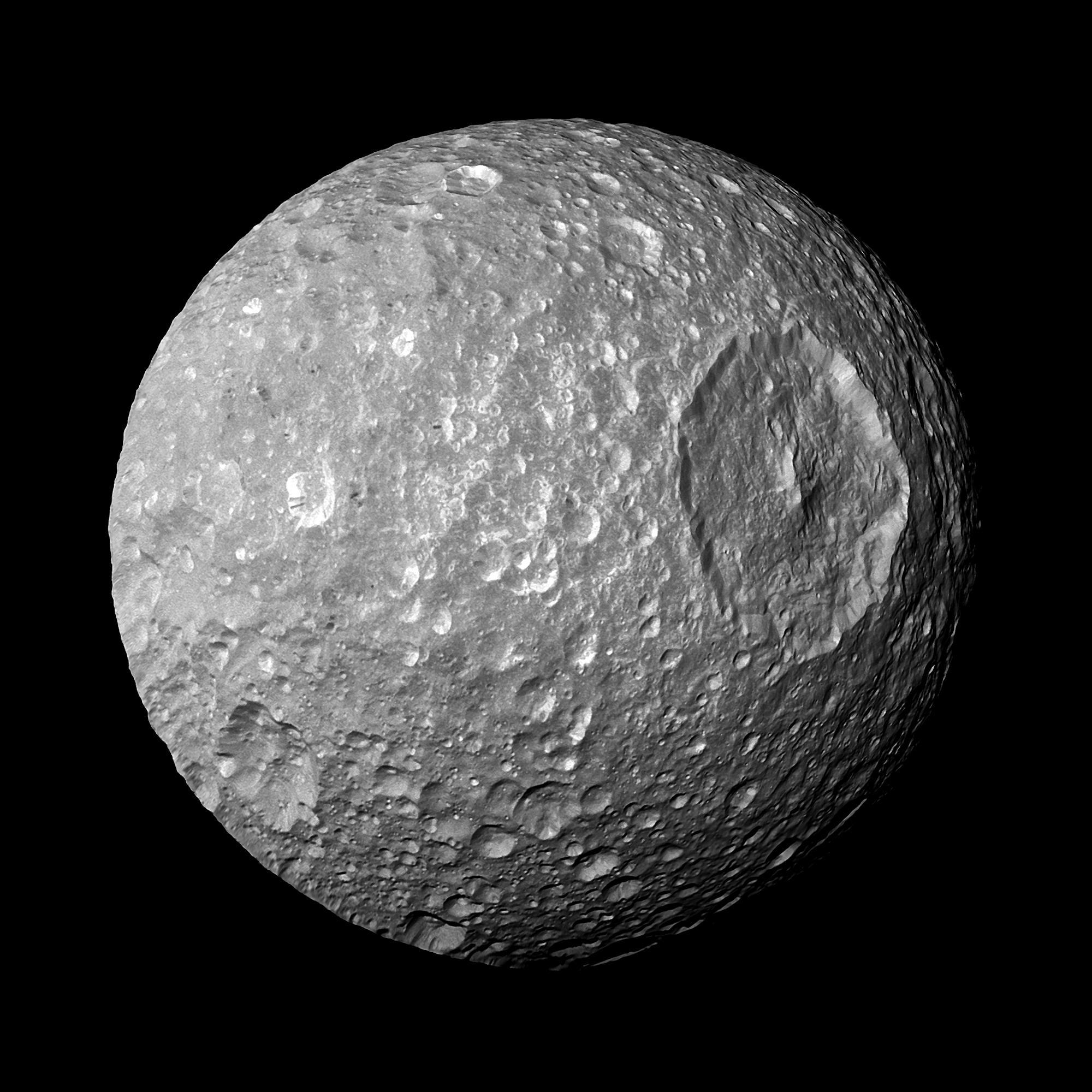 Mimas: Death Star