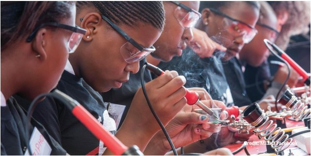 High School Girls Have Designed Africa's First Private Satellite