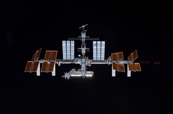 The International Space Station has modules a many – with discussions under way to attach a privately built Bigelow Expandable Activity Module, or BEAM for short.