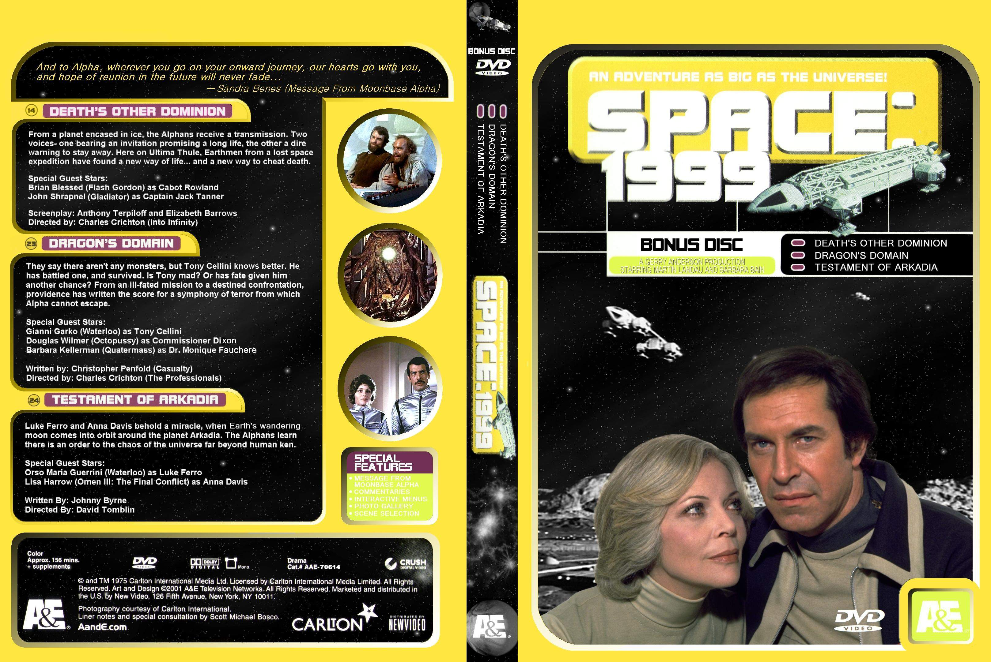 Space1999org  Homage to the Space 1999 science fiction series  US Store