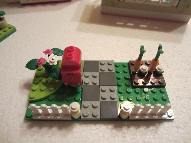 Lego Friends 3315  revue du set Nol 2012  LegoR by Alkinoos