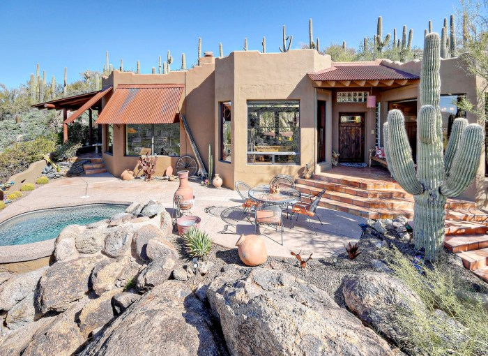 Space And Habit Our Santa Fe Home Exterior