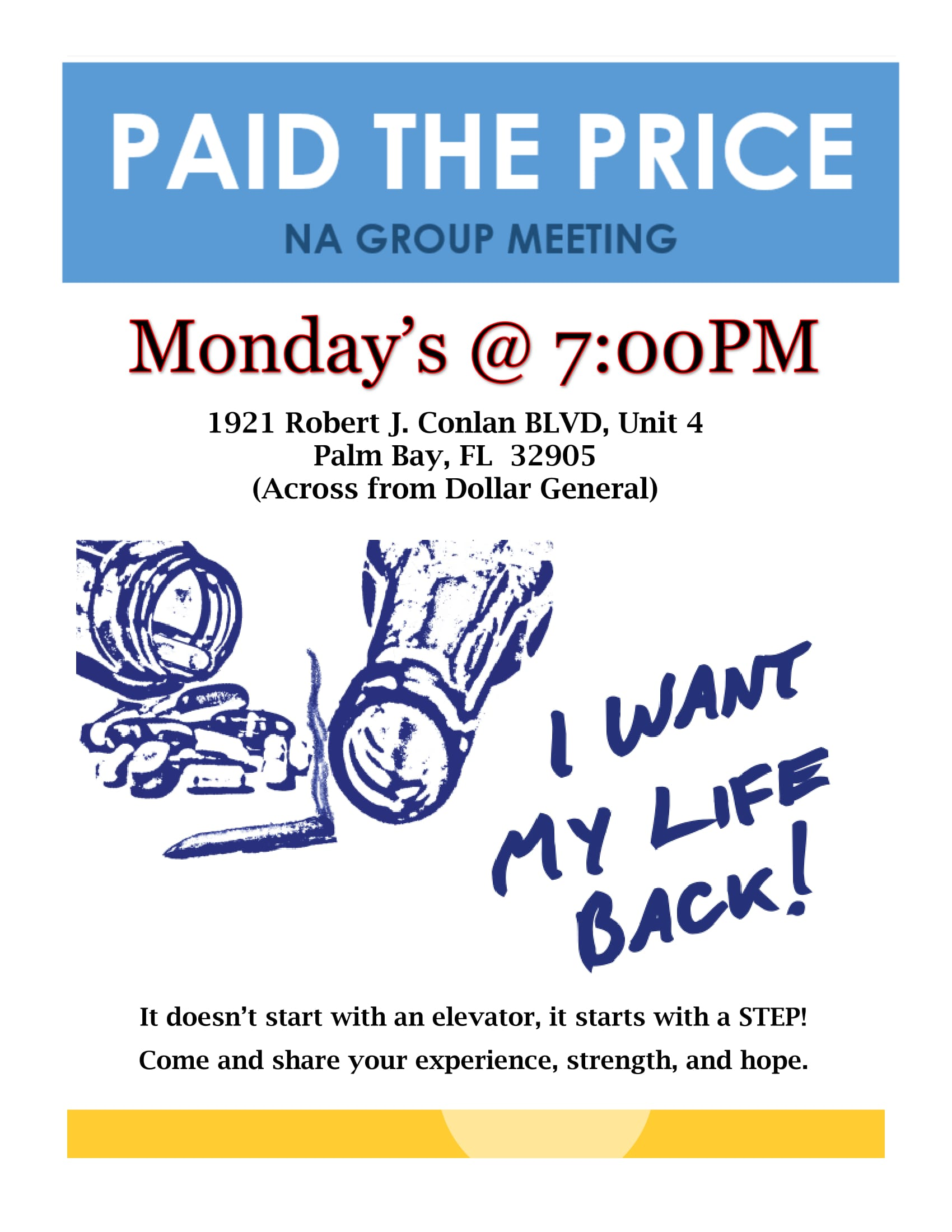 Na Flyer 1 1 Space Coast Area Of Narcotics Anonymous