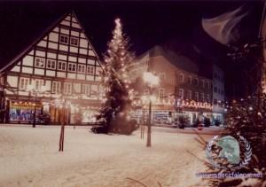 Weihnachten - Hofgeismar - Töpfermarkt