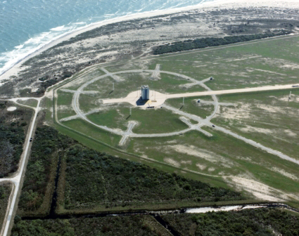 cape canaveral air force station space launch complex 46 photo credit u s and missile museum posted on the spaceflight group insider