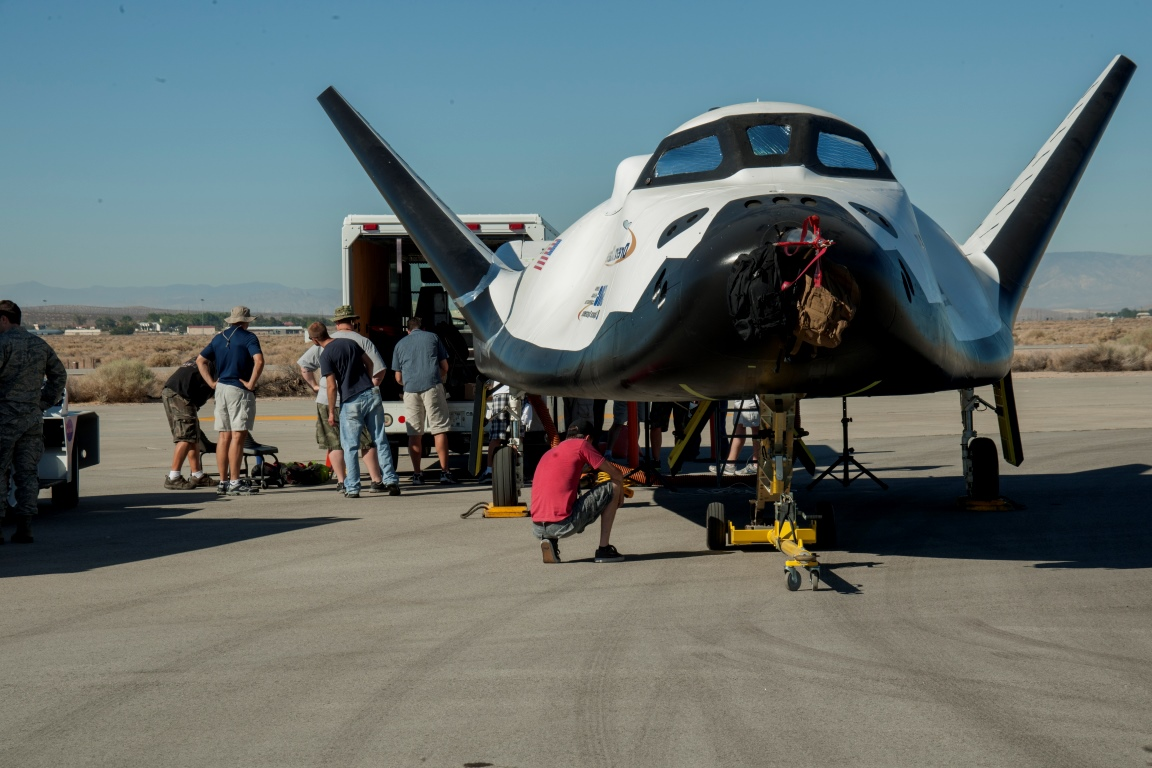 Dream Chaser Set To Begin Phase Two Flight Testing
