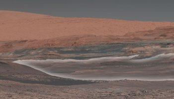 Curiosity Mars rover reaches 2,000 sol milestone