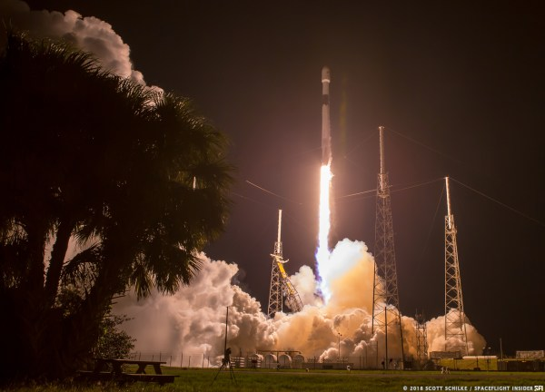Video Hits Coming Spacex - Spaceflight Insider