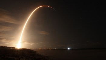 Lower orbit granted for first SpaceX Starlink satellites