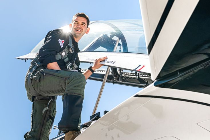 Profiles of Inspiration4: Jared Isaacman and a trip to space - SpaceFlight Insider