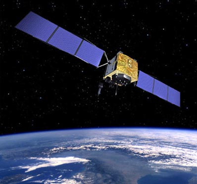 Spaceflight Now  Delta Launch Report  Firstofitskind satellite for GPS launched into space