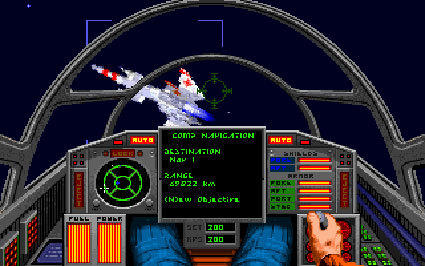 Gog Adds Goodies To Wing Commander Games Space Game Junkie