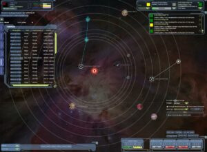 Starjack Online System Map