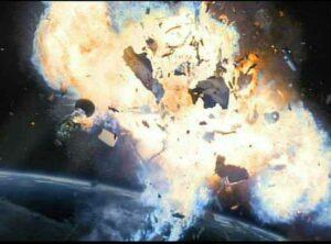 SpaceShip Crash