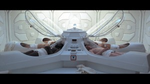 Cryogenic Sleep Pods from Alien