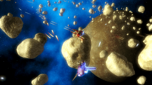 Solar Struggle in Game Screenshot