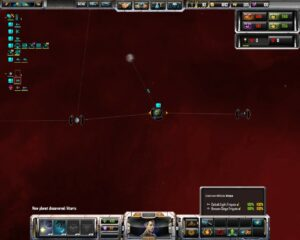 14 - Setting Out Exploration Ships, as is The Other Player