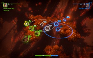 Planets at War Screenshot