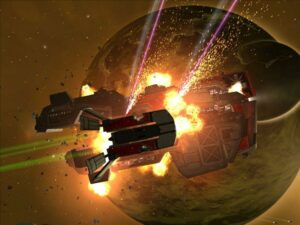 Star Wolves 3 Screenshot