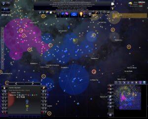 1 - Busy Galaxy