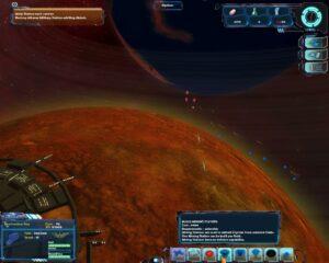 17 - Smaller Enemy Attack Fleet, Weird.