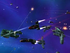Star Wolves 3 Screenshot