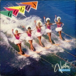Go Go's Vacation Album Cover