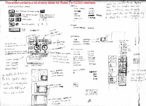 CCSI2 Planning