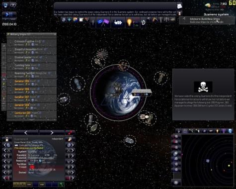 Awww Yeah, Raidin' Planets!