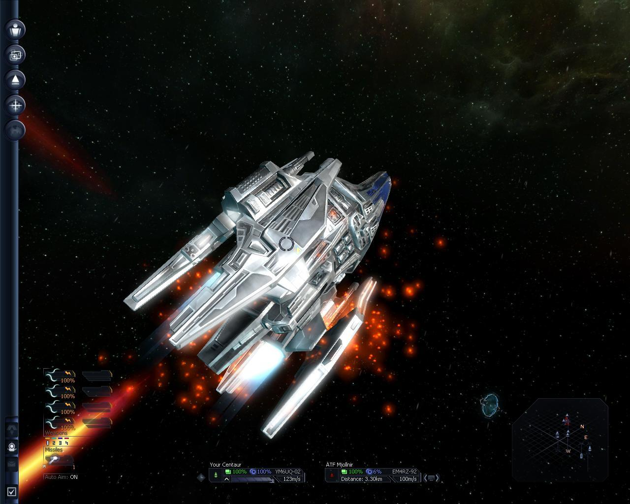 X3: Albion Prelude - Fun Times, But Not Without Work   Space