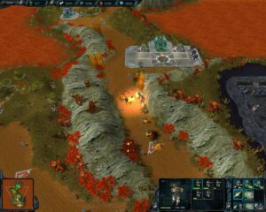 RTS Minigame. Bleh.