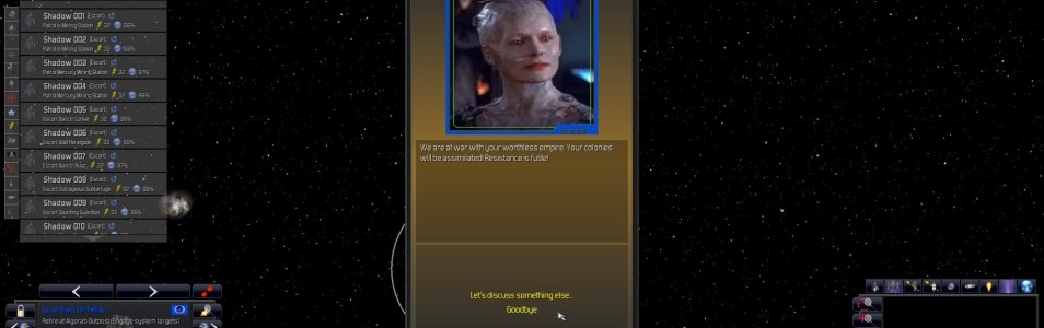 Let's Play Distant Worlds Universe – Star Trek Picard Era Mod – Entry 5 – The Federation