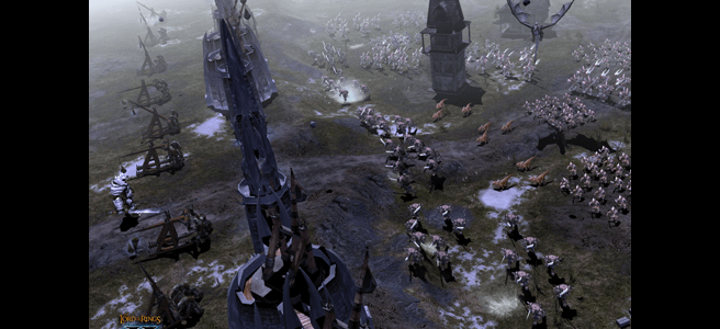 Down to Earth – The Lord of the Rings: The Battle for Middle Earth II