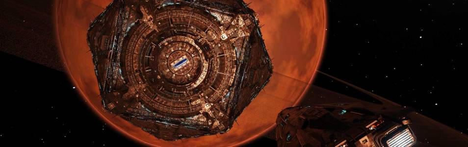 Mucking About in Elite: Dangerous