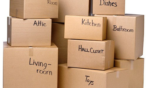 Quick Life Update: Move Over, Now to The Unpacking!