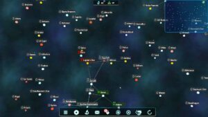 Taking the Map One System at a Time.